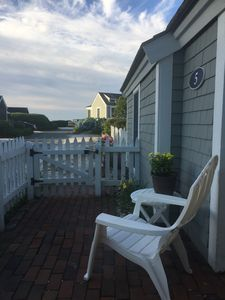 Photo for Stunning Nantucket Style Designer Seaside Cottage- Steps to Private Beach