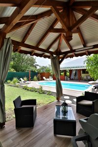 Photo for PRETTY CREOLE VILLA WITH SWIMMING POOL PRIVATE POOL