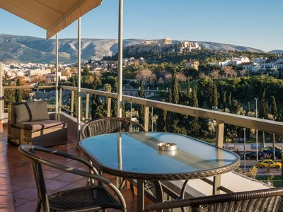Photo for Virgo Loft with Spectacular View to Acropolis