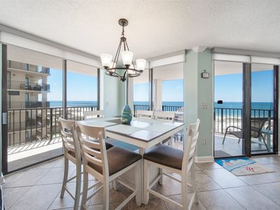 Photo for 3Bed/2Bath Condo ON THE BEACH! Perfect for families & friends! Great Fall Rates!