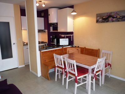 Photo for Apartment 5 persons with balcony at the foot of slopes with WIFI Baby Care