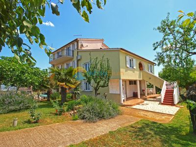 Photo for Apartment 777/1814 (Istria - Fažana), Family holiday, 500m from the beach