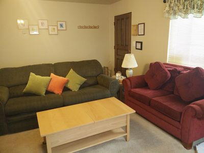Photo for A Comfy Cabin For Weekend Getaway