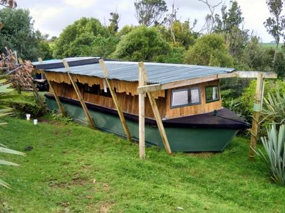 Photo for Ridge and Glory House Boat Cabin