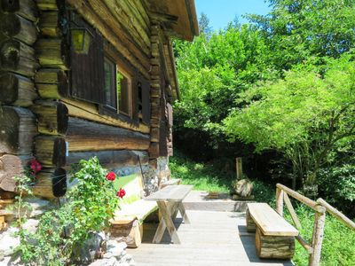 Photo for Vacation home Tanterleite-Hütte (MHO595) in Mayrhofen - 6 persons, 1 bedrooms