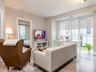 Photo for Breathtaking 3-Bedroom in the Heart of Downtown