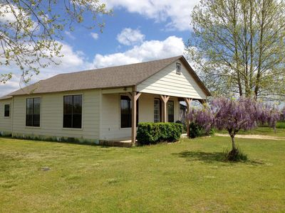 """Photo for Fully Furnished Two Bedroom Farm House, """"The Little House"""" Has Everything !"""