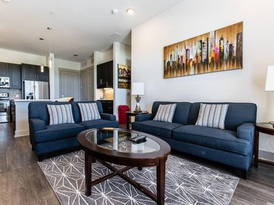Photo for The Star - Luxury 2BR apartment at Frisco