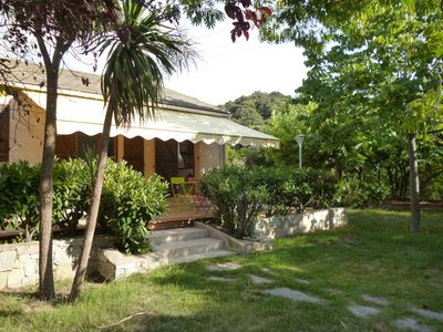 Photo for Comfortable house in the heart of the vineyard of Patrimonio