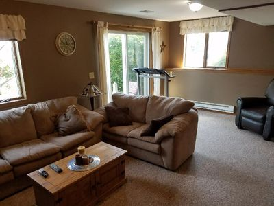 Photo for Beautiful New Glarus, WI apartment