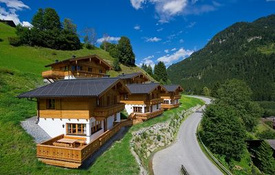Photo for With a lot of love built metallurgical Chalets in a prime location!