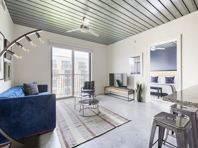 Photo for Sonder | Mid Main Lofts | Classic 2BR + Pool