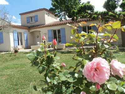 Photo for The Art of Living in Provence - Mansion - swimming pool - 15 minutes from the sea