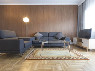 Photo for LUXURIOUS APARTMENT, DESIGNED AND OWNED BY AN ARCHITECT