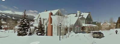 Guest House in the Winter
