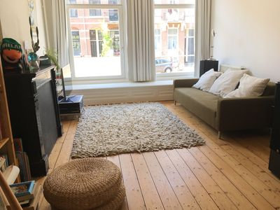 Photo for Spacious shiny apartment in the centre of Amsterdam