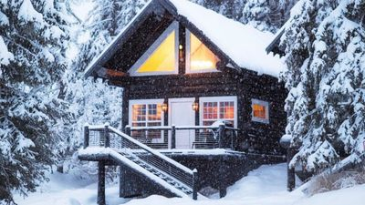 Photo for Ski-in/Ski-out Cozy Log Cabin w/Private Hot Tub