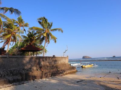 Photo for The 48 Resort Candidasa 50 meters from the beach