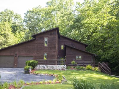 Photo for WV Creekside Mountain Get Away