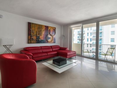 Photo for Ocean Surfisde Apartments - I - 2 bed/2 bath