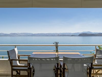Photo for 1BR Apartment Vacation Rental in Nafplio, Peloponnese