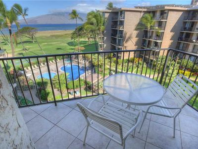 Photo for Kauhale Makai 528, 1 Bedroom, Ocean View, Fully Renovated, Pool