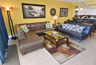Relaxation - Settle into the comfortable living room furniture, make plans for the day, and enjoy spending time with friends and family.