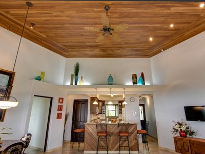 Photo for Luxury 2/2 Mountain Guest Home  Fully Furnished on our Estate in Costa Rica