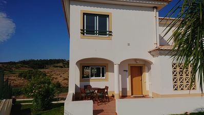 Photo for Luxury and Spacious 3 Bed end of terrace Linked Villa with large pool