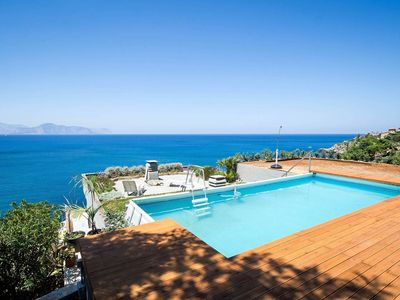 "Photo for ""Villa Acqua Chiara """"Mare"""" - Villas for Rent in Bagheria, Sicilia, Italy"""