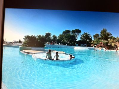 Photo for 2BR Apartment Vacation Rental in Agay