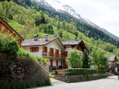 Photo for Apartment Gran Paradiso  in Rhemes - Saint - Georges, Aosta Valley - 5 persons, 2 bedrooms