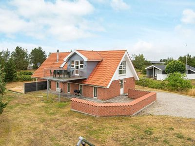 Photo for Spacious Holiday Home in Glesborg with Sauna