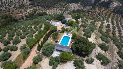 Photo for 5* exclusive Cortijo, private pool, g@mers den, spa, gym and much more