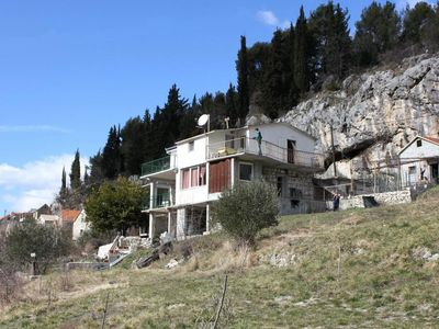 Photo for House in Podašpilje (Omiš), capacity 6+2