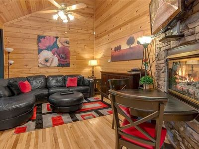 Photo for Snuggle Bear - One Bedroom Cabin