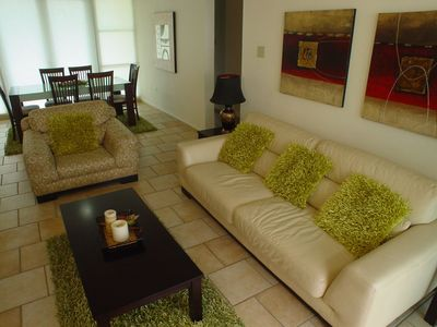 "Photo for 3 bedroom condo, near Buye beach and Boqueron ""Poblado"""