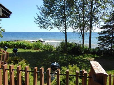 Photo for One Story Sea Villa on Lake Superior - I1