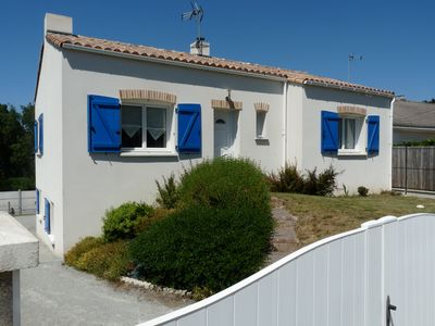 Photo for House vancances sea plain near Tharon Plage and Pornic