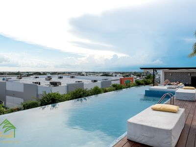 Photo for ☀ALL FOR @4  Best Amenities- The City 2104 by #Tulumeando!