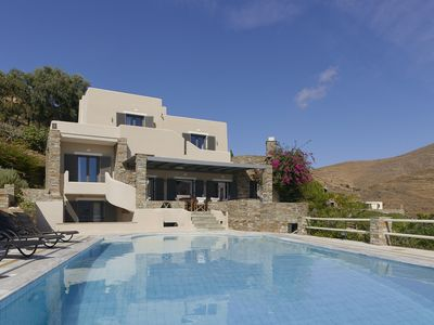 Photo for 5BR House Vacation Rental in Koundouros