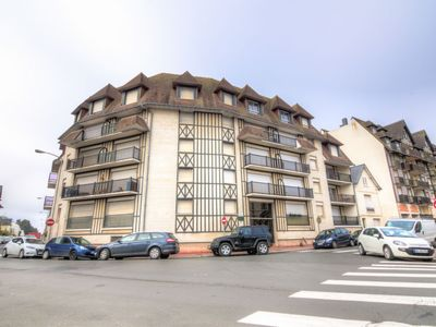 Photo for Apartment Le Polo in Deauville-Trouville - 2 persons, 1 bedrooms