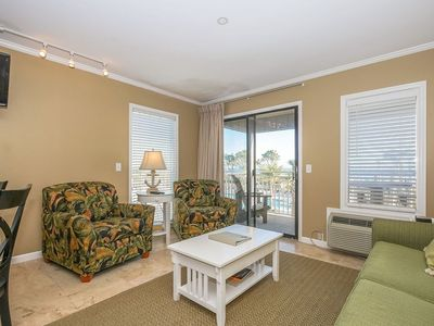 Photo for Deluxe Ocean Dunes Villa 205 - 2 Bedroom 2 Bathroom Oceanfront Hilton Head