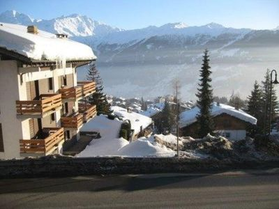 Photo for Apartment in chalet with beautiful view