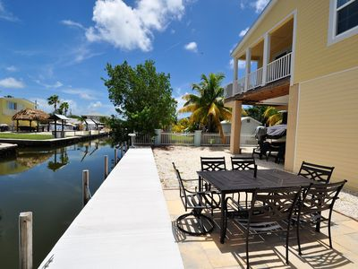 Photo for Fantastic boating home ready for your Big Pine Key getaway!