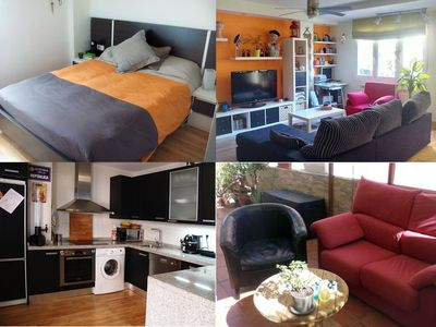 Photo for Central, economic and cozy. Ideal for 1 or 2 couples