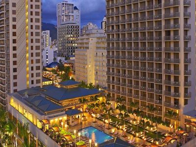 Photo for Luxury Waikiki Two Bedroom Beach Villa - Over 500 reviews!