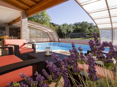 Photo for Villa Penelopa with Swimming Pool