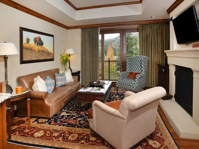Photo for Two Bedroom Condominium At The Ritz Carlton Club Vail