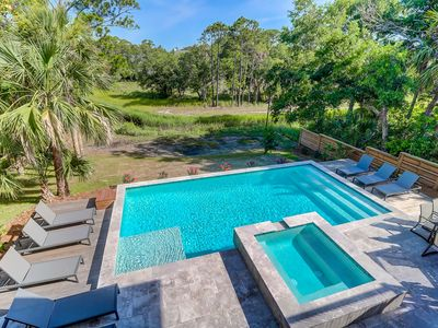 Photo for Rates reduced 20% through 9/9/20. Newly Remodeled Home/Pool & Hot Tub - Ocean Views!